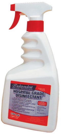IDS HOSPITAL GRADE 750ML DISINFECTANT WITH TRIGGER