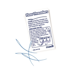 MAXILL FLOSS THREADERS (5)