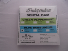 IDS Rubber Dam - Blue Bubblegum