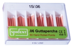 Spident Tapered Gutta Percha