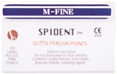 Spident Gutta Percha Points Conventional