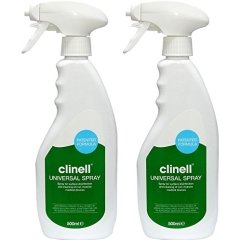 Clinell Universal Disinfectant 500ml (Foaming Nozzle) ea
