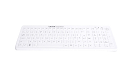 Clinell Silicone Keyboard (white)