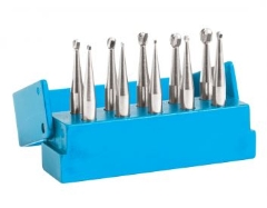 RA Carbide Burs Kit (10)